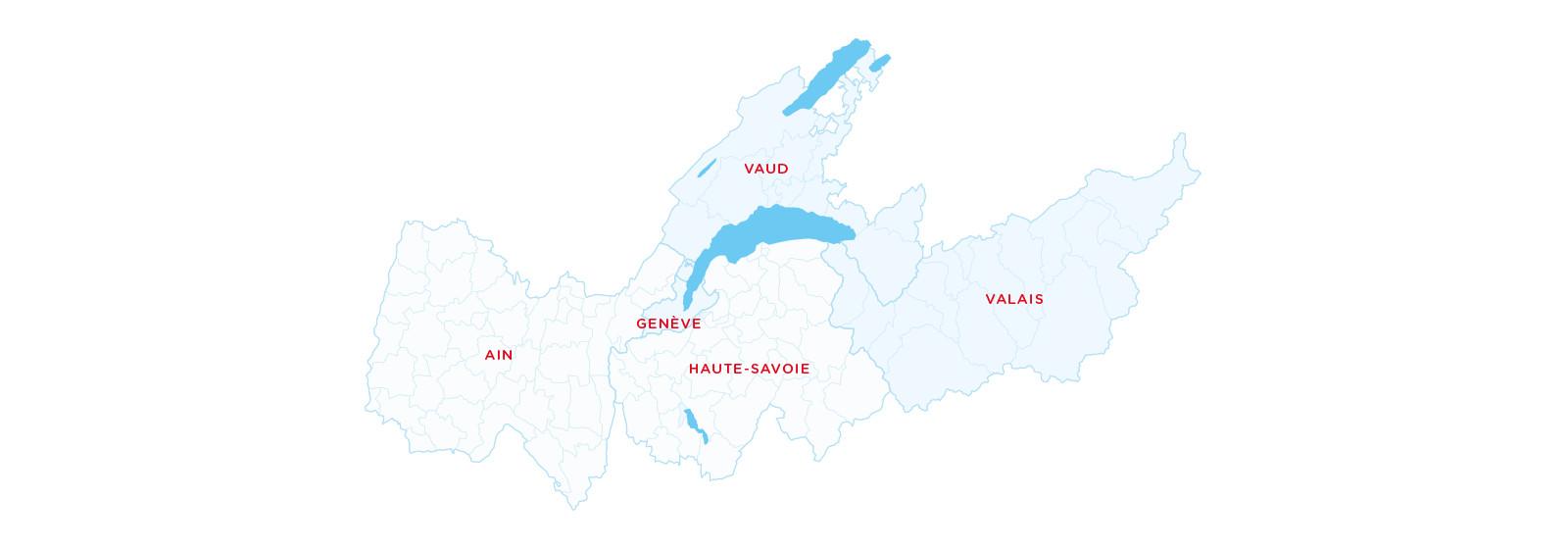 Covoiturage Bassin lémanique